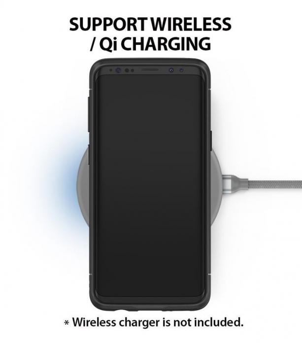 Husa Ringke Onyx Black pentru Samsung Galaxy S9 Plus 2