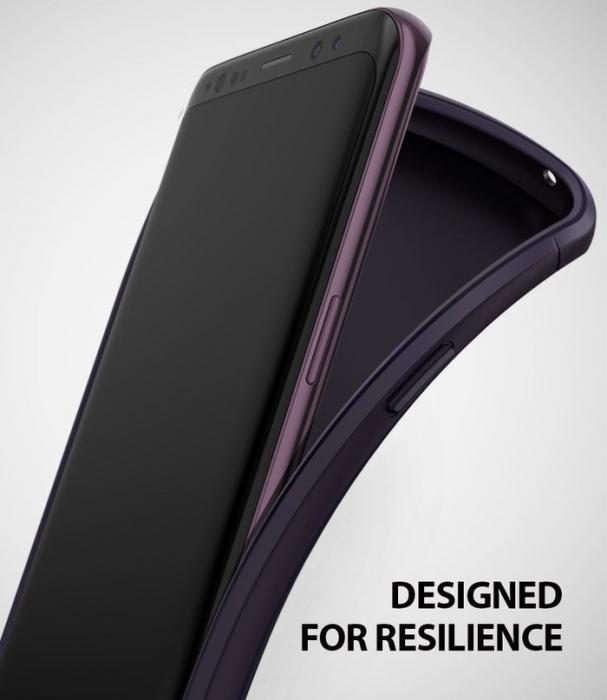 Husa Ringke Onyx Violet pentru Samsung Galaxy S9 Plus 5