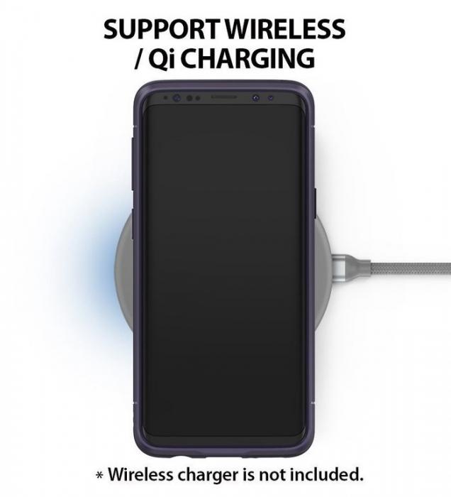 Husa Ringke Onyx Violet pentru Samsung Galaxy S9 Plus 4