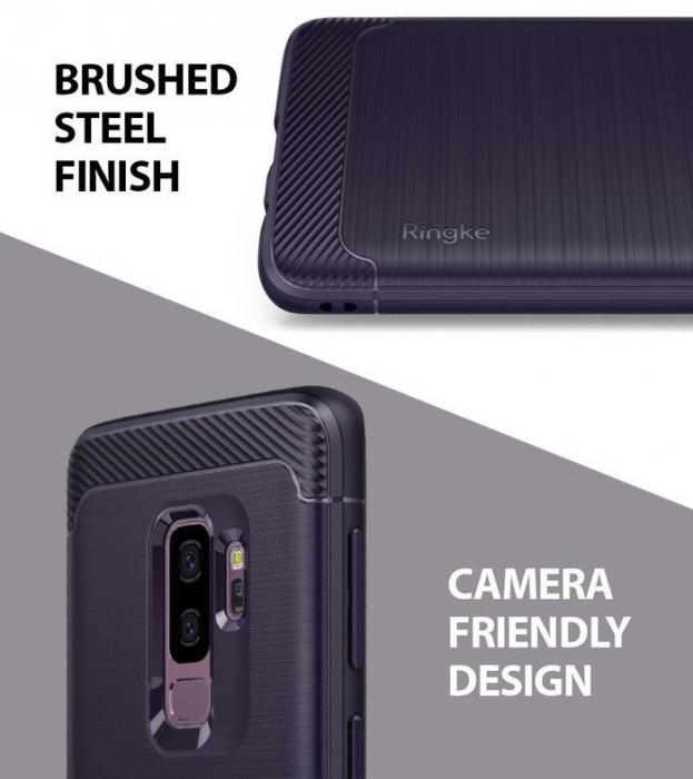 Husa Ringke Onyx Violet pentru Samsung Galaxy S9 Plus 1