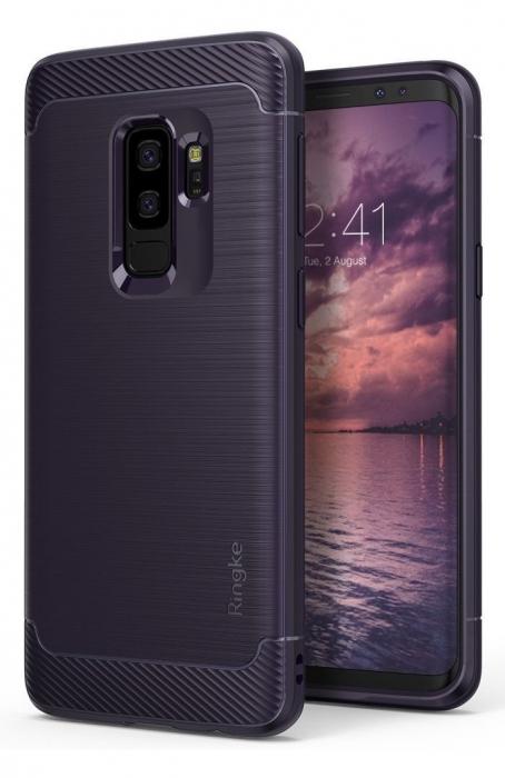 Husa Ringke Onyx Violet pentru Samsung Galaxy S9 Plus 0