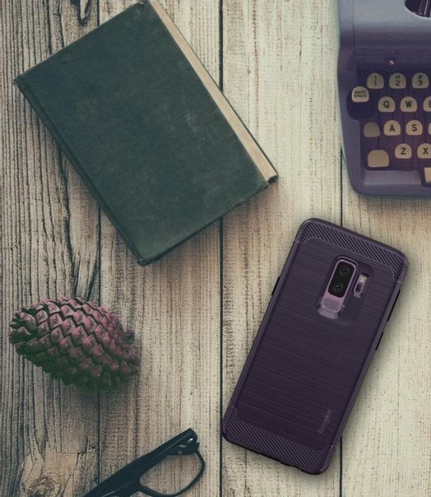 Husa Ringke Onyx Violet pentru Samsung Galaxy S9 Plus 7