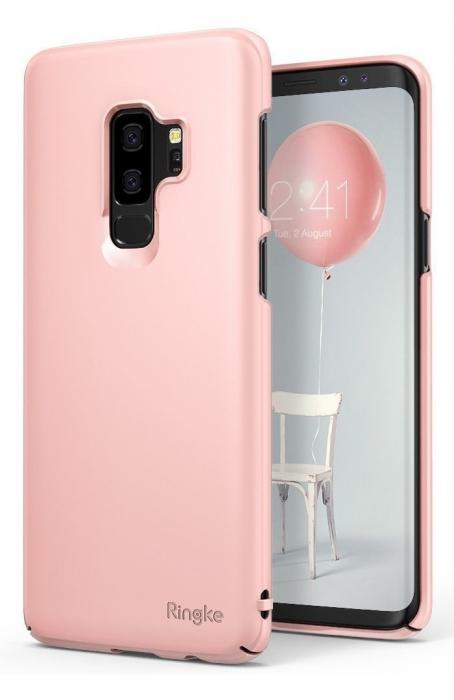 Husa Ringke Slim Rose pentru Samsung Galaxy S9 Plus 3