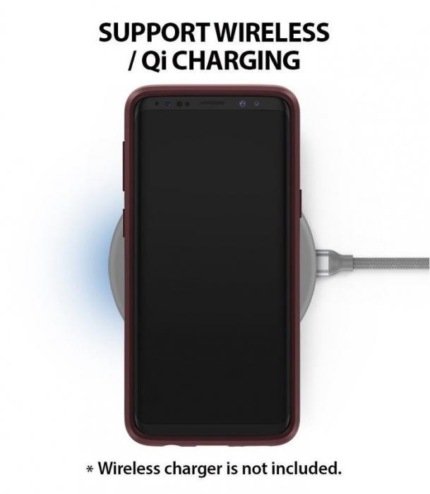 Husa Ringke Wave Rose pentru Samsung Galaxy S9 Plus 8