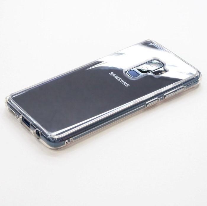 Husa Ringke Fusion Purple pentru Samsung Galaxy S9 6