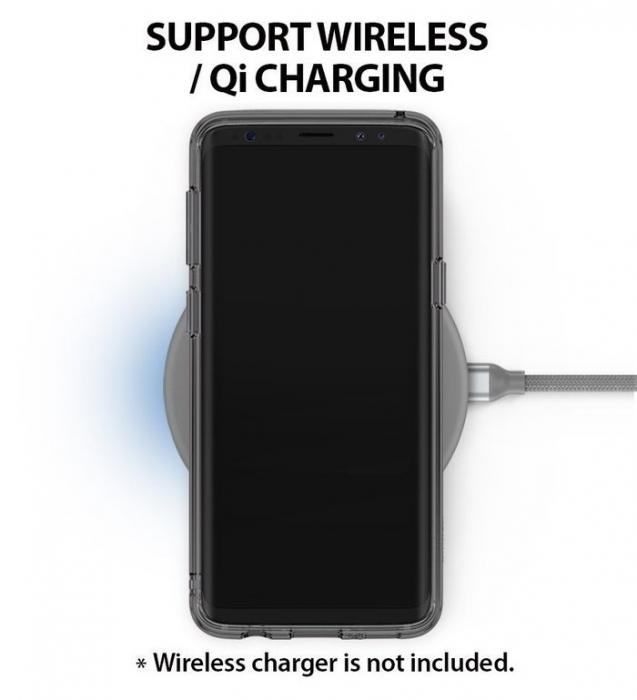 Husa Ringke Fusion Transparent pentru Samsung Galaxy S9 1
