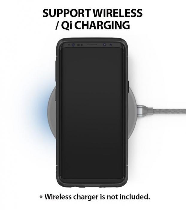 Husa Ringke Onyx Black pentru Samsung Galaxy S9 1