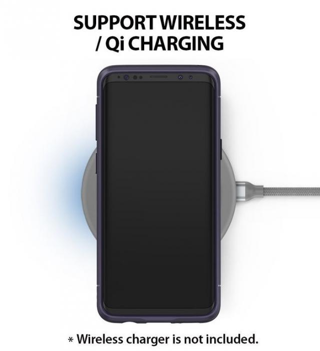 Husa Ringke Onyx Violet pentru Samsung Galaxy S9 4