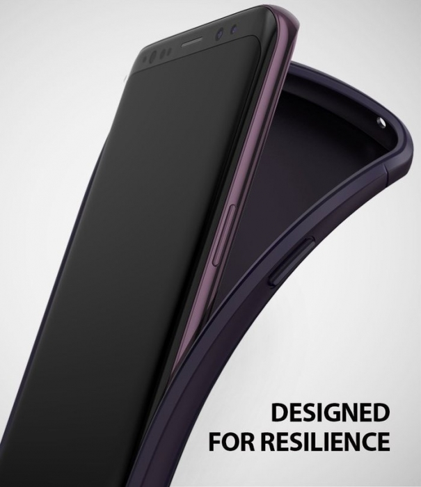 Husa Ringke Onyx Violet pentru Samsung Galaxy S9 0