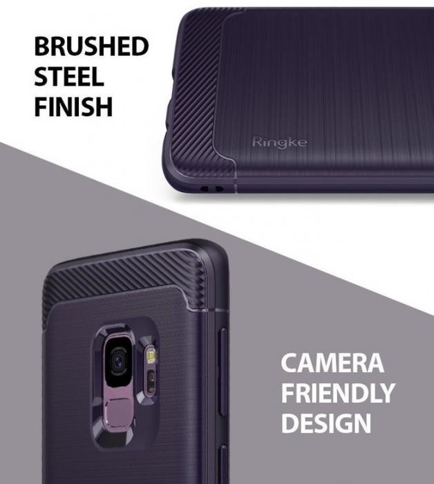 Husa Ringke Onyx Violet pentru Samsung Galaxy S9 2
