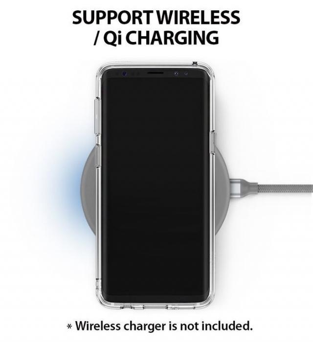 Husa Ringke Air Prism Grey pentru Samsung Galaxy S9 6