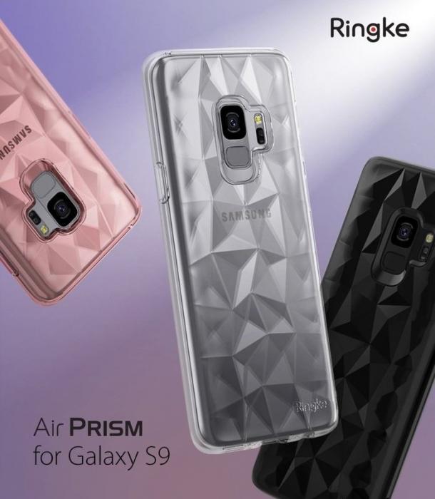 Husa Ringke Air Prism Grey pentru Samsung Galaxy S9 1