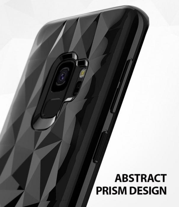 Husa Ringke Air Prism Black pentru Samsung Galaxy S9 3