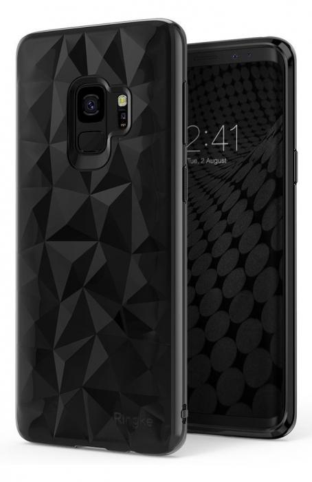 Husa Ringke Air Prism Black pentru Samsung Galaxy S9 0