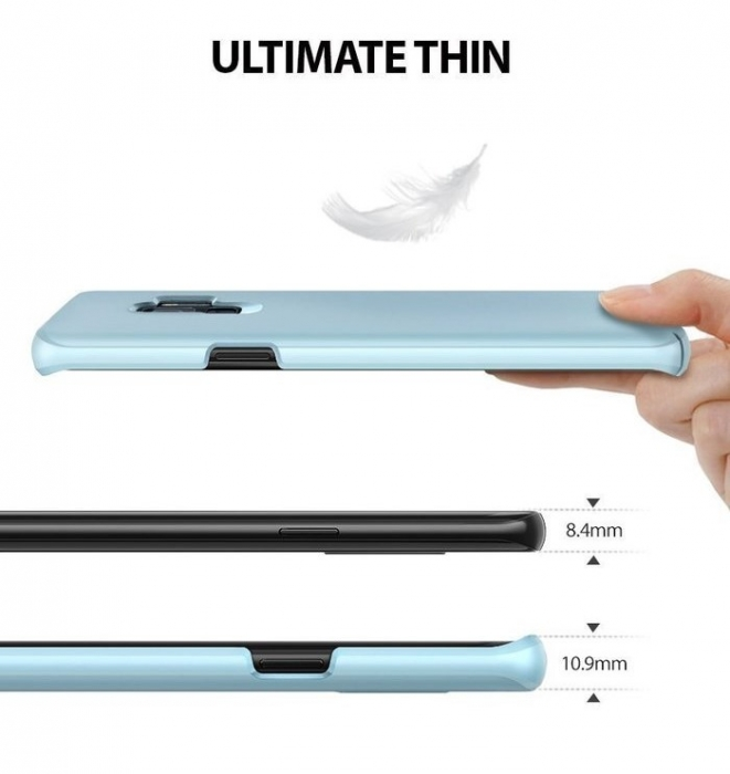 Husa Ringke Slim Blue pentru Samsung Galaxy S9 6