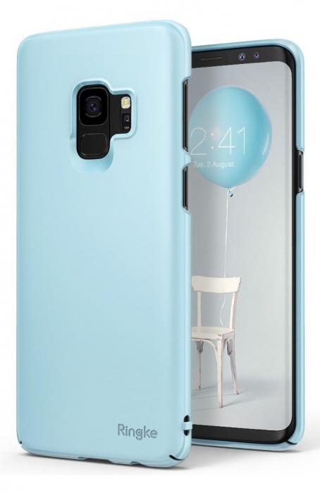 Husa Ringke Slim Blue pentru Samsung Galaxy S9 3