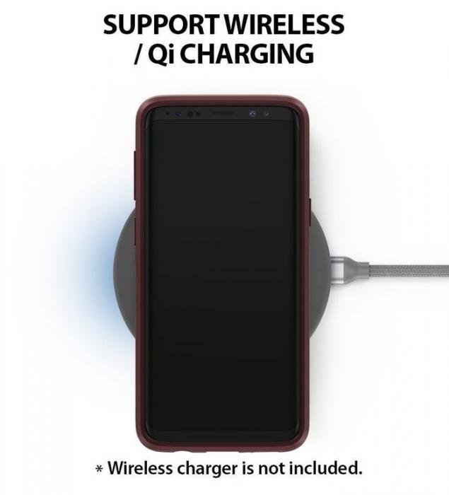 Husa Ringke Wave Black pentru Samsung Galaxy S9 6
