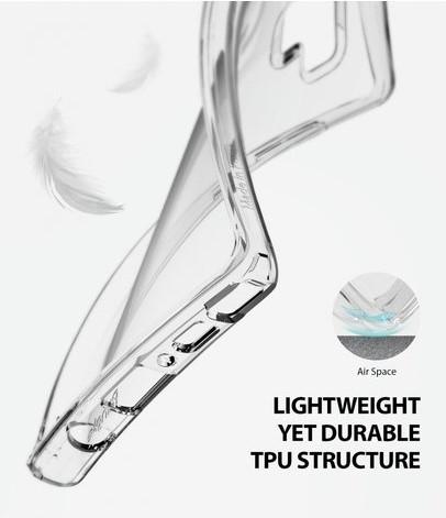 Set Ringke Air husa + portcard + strap negru pentru Samsung Galaxy Note 9 1