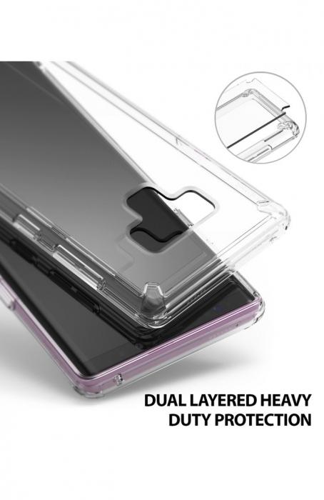 Husa Ringke Fusion Transparent pentru Samsung Galaxy Note 9 7