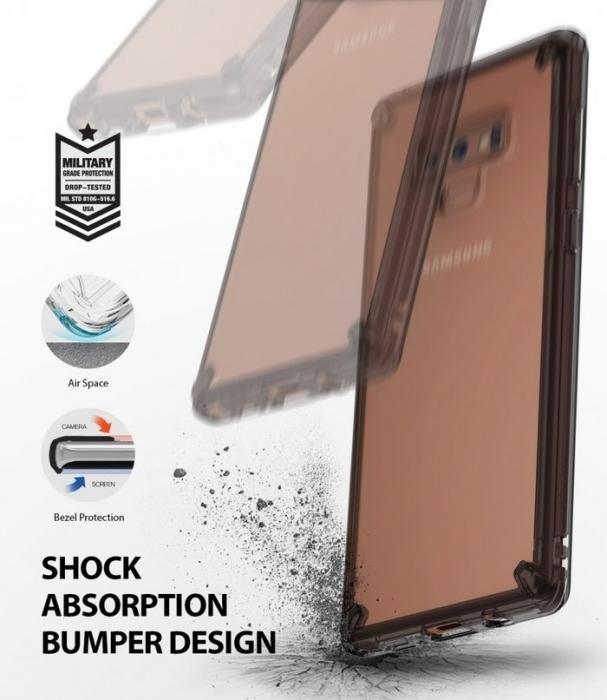Husa Ringke Fusion Albastru pentru Samsung Galaxy Note 9 4