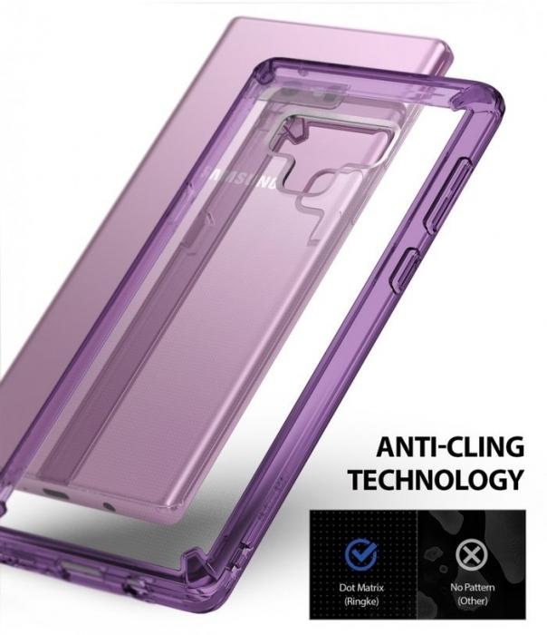 Husa Ringke Fusion Transparent pentru Samsung Galaxy Note 9 3
