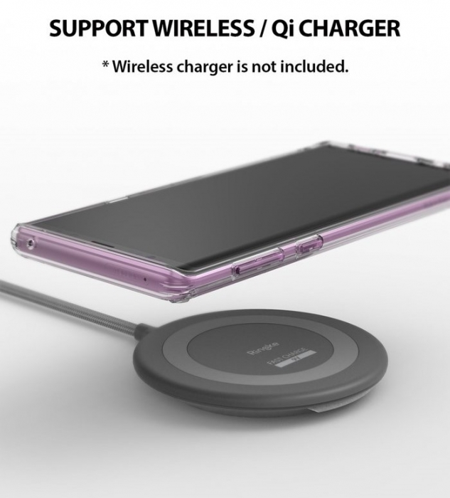 Husa Ringke Fusion Transparent pentru Samsung Galaxy Note 9 1