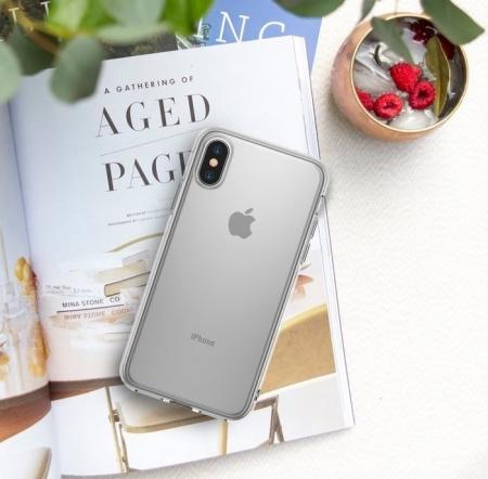 Husă Ringke Air Clear pentru iPhone X0