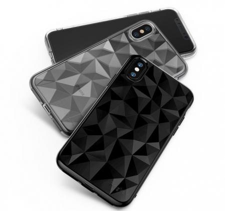 Husă Ringke Prism Ink Black pentru iPhone X4