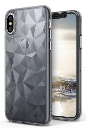 Husă Ringke Prism Smoke Black pentru iPhone X7