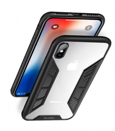 Husa Benks Future 3D Full pentru iPhone X2
