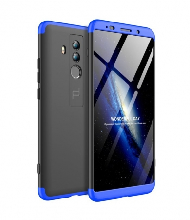 Husa GKK 360 Albastru pentru Huawei Mate 10 PRO0