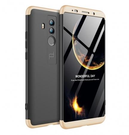 Husa GKK 360 Auriu pentru Huawei Mate 10 PRO0