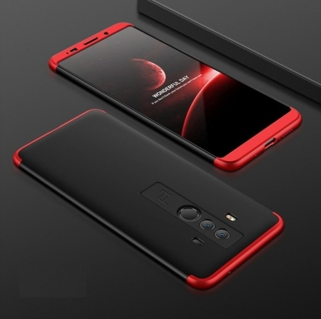 Husa GKK 360 Rosu pentru Huawei Mate 10 PRO3