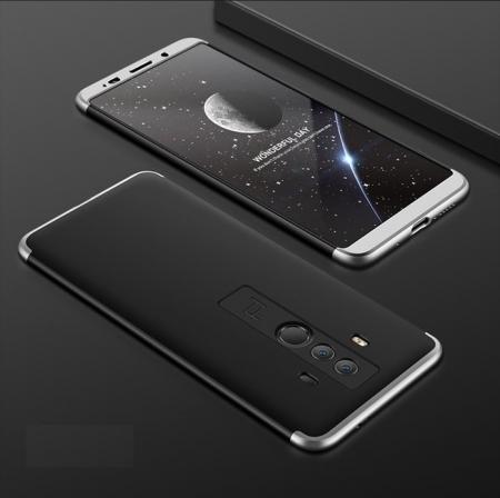 Husa GKK 360 Argintiu pentru Huawei Mate 10 PRO1