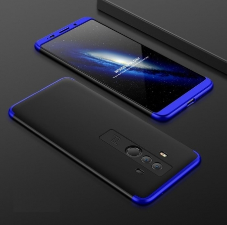Husa GKK 360 Albastru pentru Huawei Mate 10 PRO1
