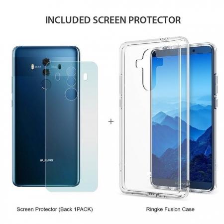 Husa Ringke FUSION CLEAR Transparent pentru Huawei Mate 10 PRO1