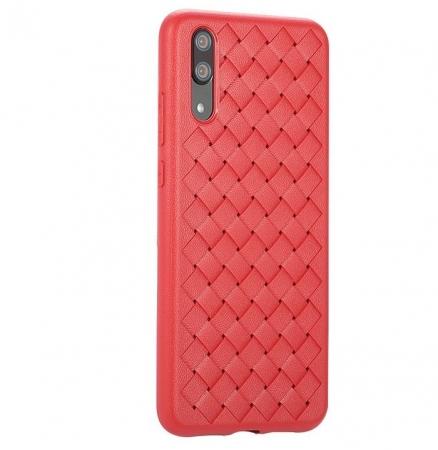 Husa Benks TPU Red impletita pentru Huawei P200