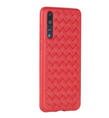 Husa Benks TPU Red impletita pentru Huawei P20 Pro1