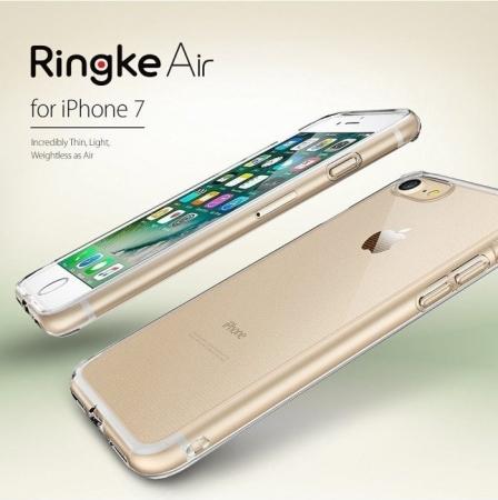 Husa Ringke Air ROSE GOLD pentru iPhone 7  iPhone 80