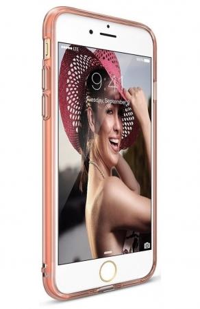 Husa Ringke Air ROSE GOLD pentru iPhone 7  iPhone 84