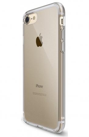 Husa Ringke Air SMOKE BLACK pentru  iPhone 7  iPhone 86
