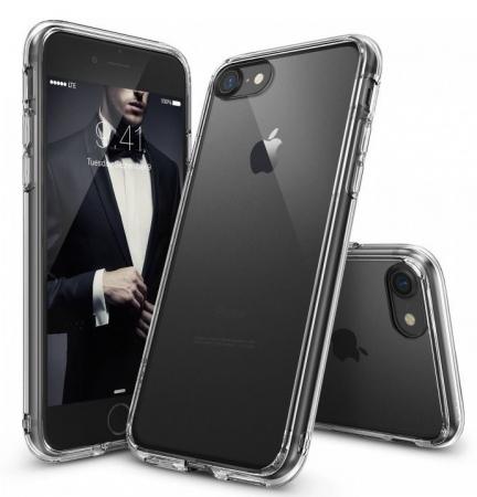 Husa Ringke FUSION CRYSTAL VIEW pentru  iPhone 7  iPhone 86