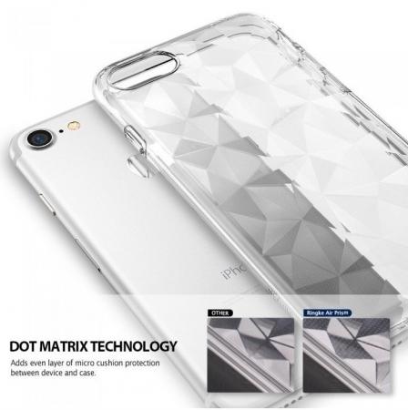 Husa  Ringke PRISM INK BLACK pentru iPhone 7  iPhone 82