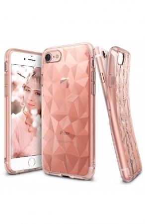 Husa Ringke PRISM ROSE GOLD pentru  iPhone 7  iPhone 80