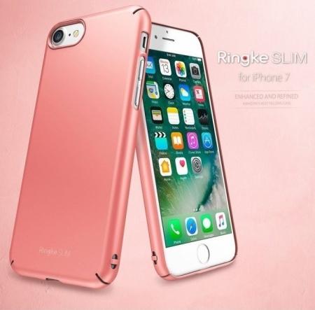 Husa Ringke Slim BLACK pentru iPhone 7  iPhone 87