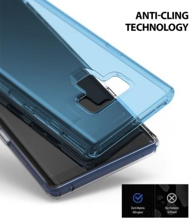 Husa Ringke Air Blue pentru Samsung Galaxy Note 90