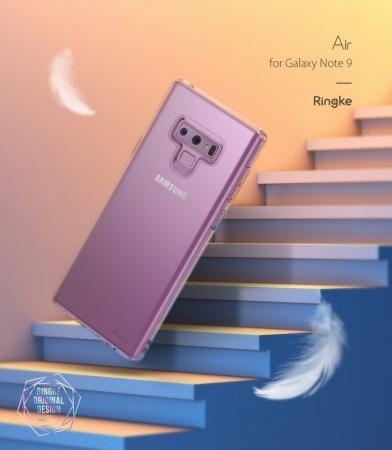 Husa Ringke Air Purple pentru Samsung Galaxy Note 97