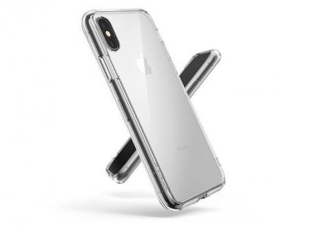 Husa Ringke Fusion Clear pentru iPhone X0