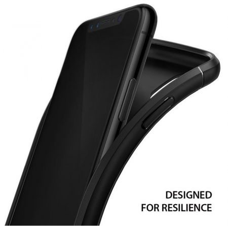 Husa Ringke Onyx Black pentru iPhone X6