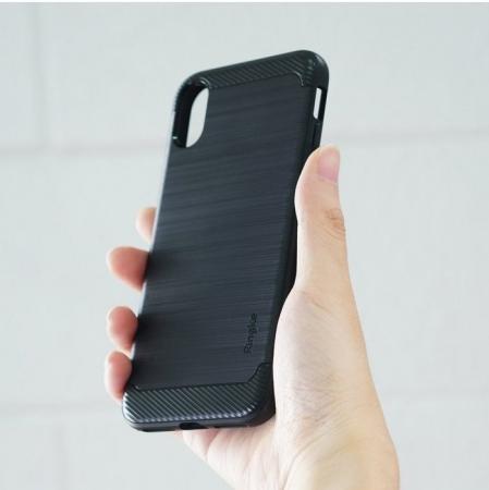 Husa Ringke Onyx Black pentru iPhone X2